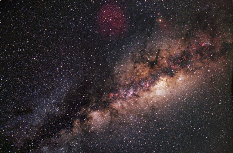 Milky Way Sagittarius