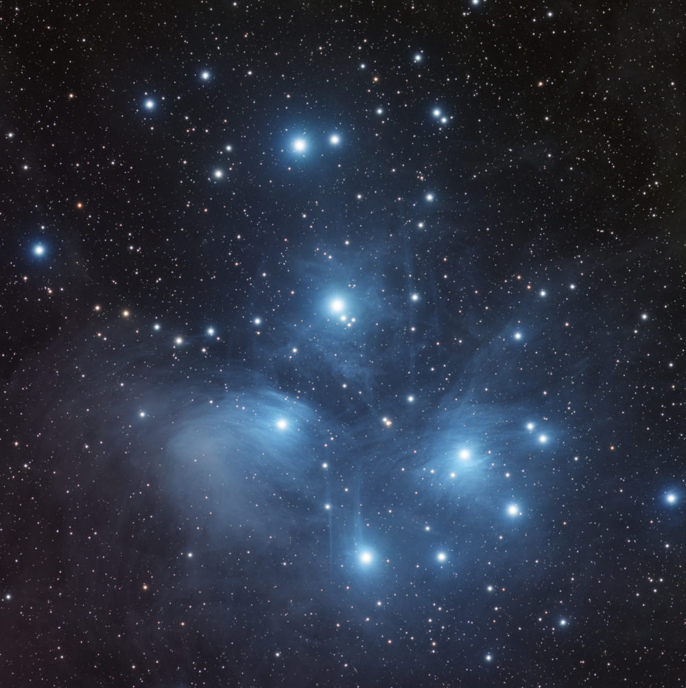 The Pleaides