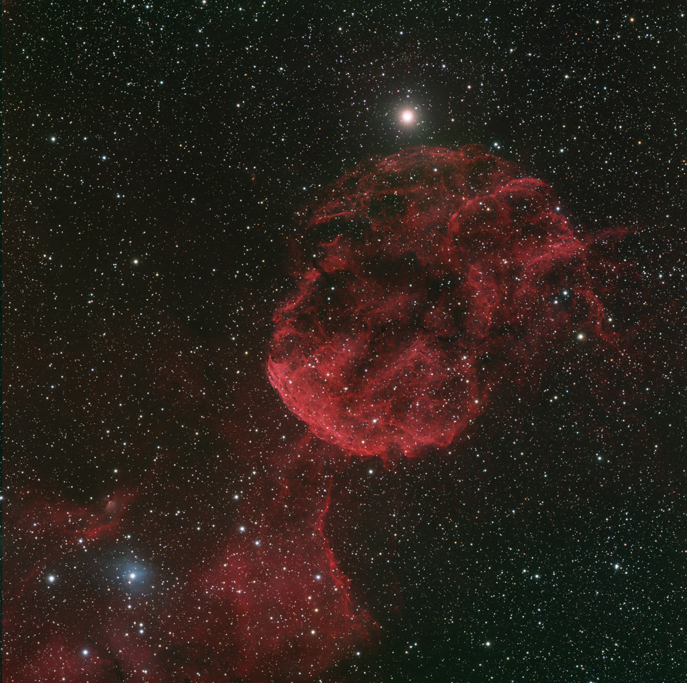 The Jellyfish Nebula